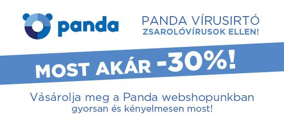 Tovább a Panda webshop-ba